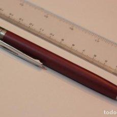 Bolígrafos antiguos: BOLÍGRAFO INOXCROM SPAIN. Lote 128780211