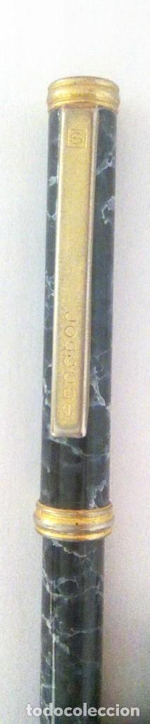 Bolígrafos antiguos: Bolígrafo Senator (tinta agotada) - Foto 2 - 130011479