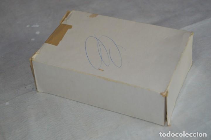 Bolígrafos antiguos: ORIGINAL - CONJUNTO DE ESCRITORIO - PORTABOLIS Y HOJAS - BOLÍGRAFO - ESCRIBANÍA - FOR EVER - AÑOS 50 - Foto 12 - 134620542