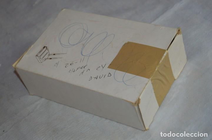 Bolígrafos antiguos: ORIGINAL - CONJUNTO DE ESCRITORIO - PORTABOLIS Y HOJAS - BOLÍGRAFO - ESCRIBANÍA - FOR EVER - AÑOS 50 - Foto 13 - 134620542