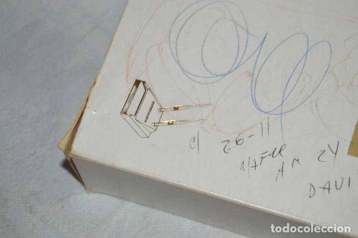 Bolígrafos antiguos: ORIGINAL - CONJUNTO DE ESCRITORIO - PORTABOLIS Y HOJAS - BOLÍGRAFO - ESCRIBANÍA - FOR EVER - AÑOS 50 - Foto 14 - 134620542