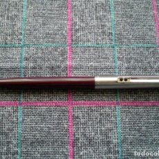 Bolígrafos antiguos: BOLÍGRAFO INOXCROM 77. NUEVO.. Lote 136025962
