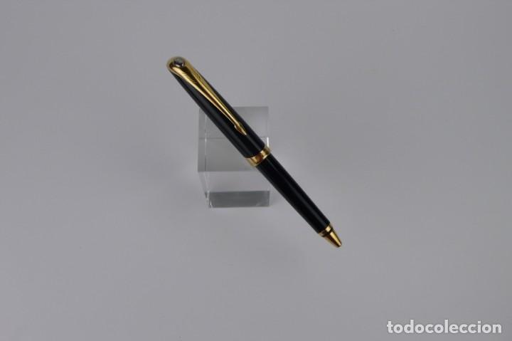 Bolígrafos antiguos: Bolígrafo Parker mecanismo automático - Foto 6 - 138235118
