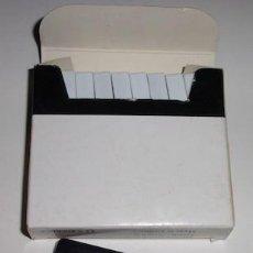Bolígrafos antiguos: CAJA CON 10 ESTUCHES DE 10 MINAS PARA PORTAMINAS MONT BLANC HB 0,9 MM.. Lote 138862050