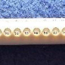 Bolígrafos antiguos: BOLIGRAFO DE MULTIPLICAR HASTA 20. AÑOS 80. Lote 139124430