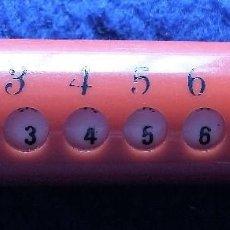 Bolígrafos antiguos: BOLIGRAFO DE MULTIPLICAR 2. AÑOS 80. Lote 139124674