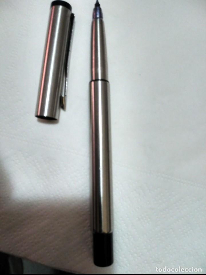ROLLER PARKER PLATEADO (Plumas Estilográficas, Bolígrafos y Plumillas - Bolígrafos)