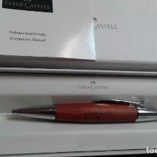 Bolígrafos antiguos: BOLIGRAFO FABER-CASTELL. Lote 152606064
