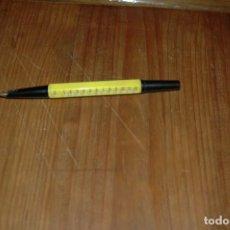 Bolígrafos antiguos: BOLIGRAFO CALCULADORA VER FOTOS . Lote 143076638