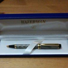 Bolígrafos antiguos: BOLIGRAFO WATERMAN LEMAN RHAPSODY CAVIAR. Lote 143694481