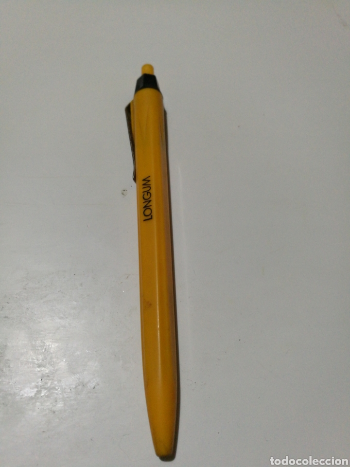 Bolígrafos antiguos: Bolígrafo Universal publicidad Farmacéuticas - Foto 2 - 143894366