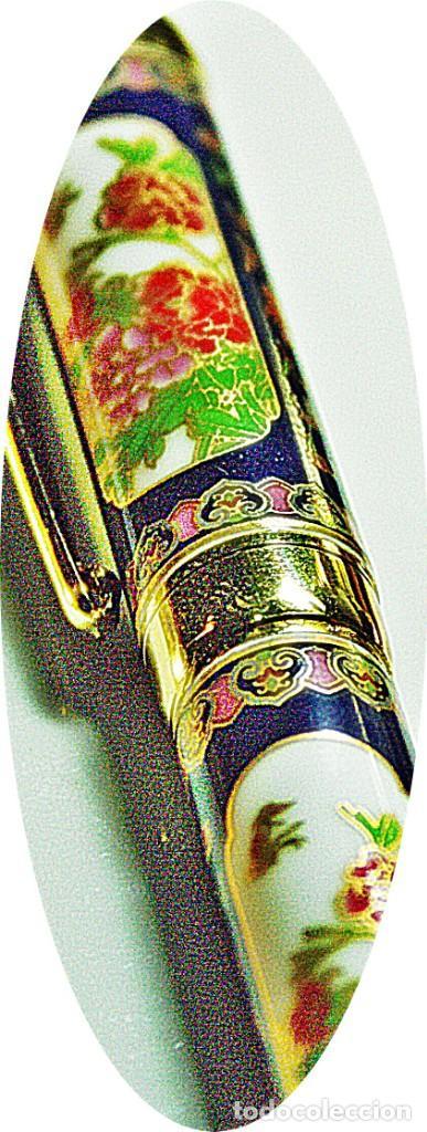Bolígrafos antiguos: ROVELL-BALL DE PORCELANA - Foto 3 - 143992474