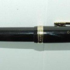 Bolígrafos antiguos - PLUMA SAILOR MADE IN JAPAN, SINCE 1911, PLUMIN TIGP SAILOR ANCLA, MIDE 13,5 CMS. EN BUEN ESTADO, EN - 146504890
