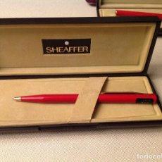 Bolígrafos antiguos: BOLÍGRAFO SHEAFFER . Lote 147636898