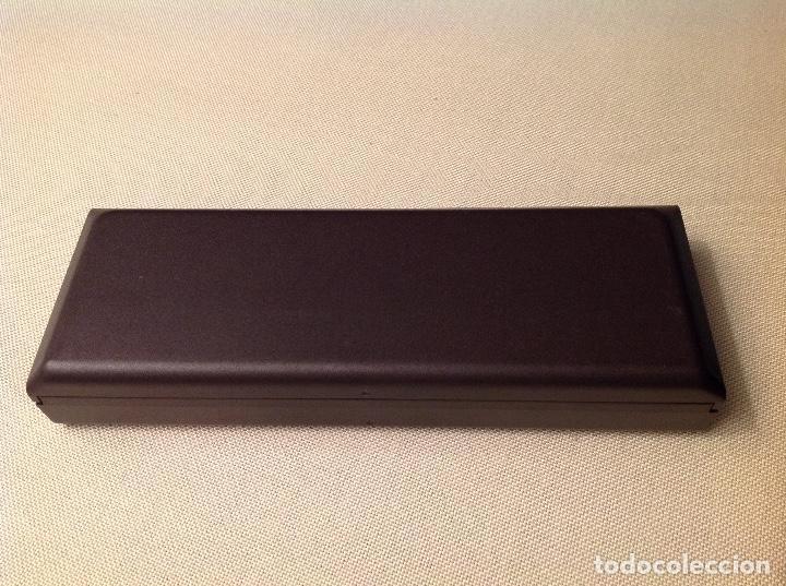 Bolígrafos antiguos: pluma SHEAFFER ROJO , - Foto 6 - 147637562