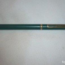 Bolígrafos antiguos: BOLIGRAFO CAJA MADRID DE METAL. Lote 147642042