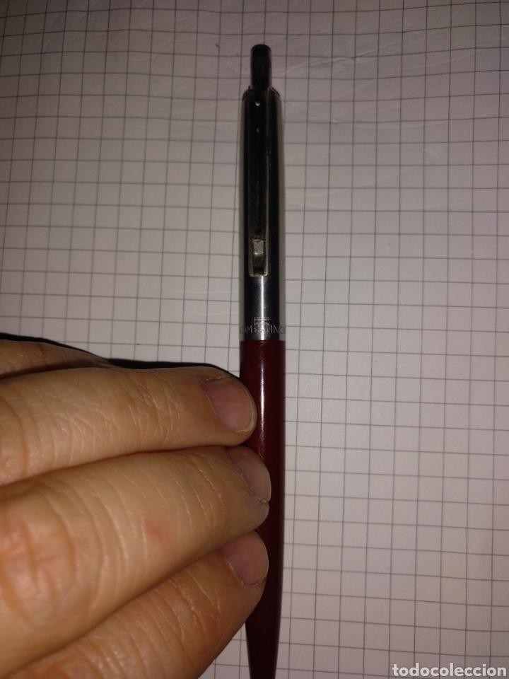 BOLIGRAFO ANTIGUO INOXCROM 55 (Plumas Estilográficas, Bolígrafos y Plumillas - Bolígrafos)