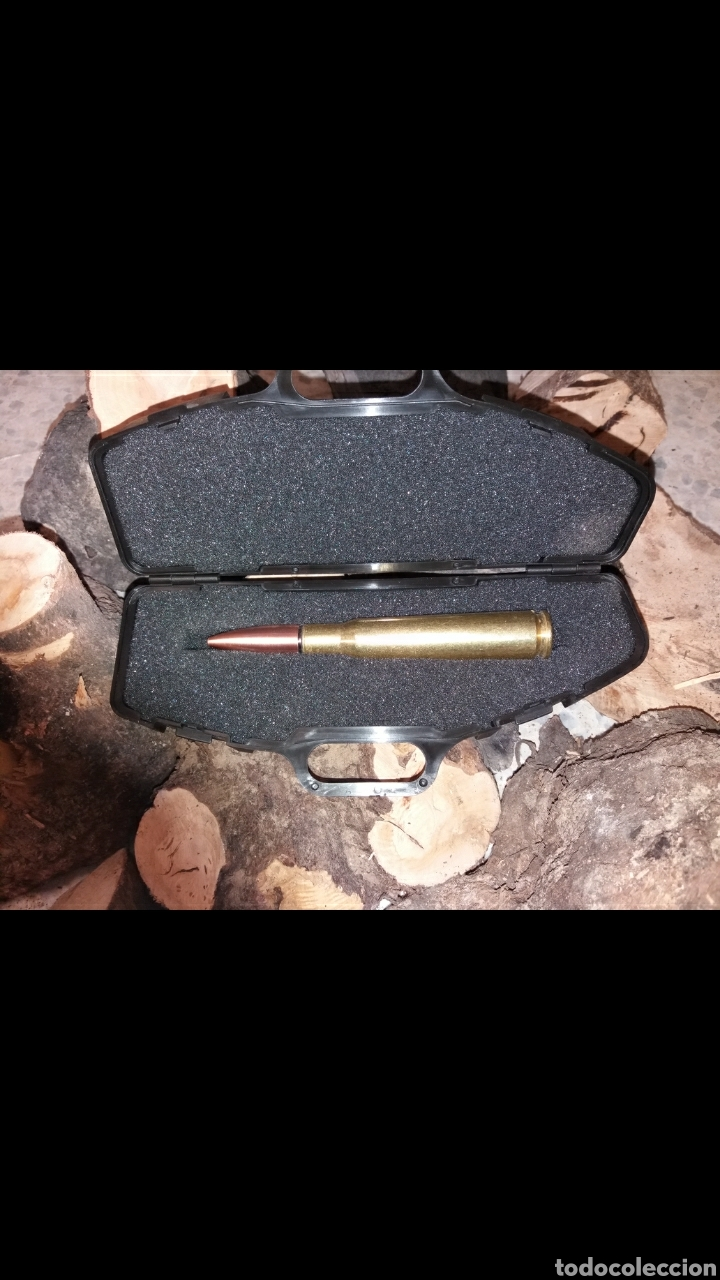 Bolígrafos antiguos: Boligrafo Ebano - Foto 3 - 147786021
