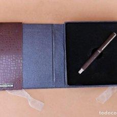 Bolígrafos antiguos: BOLIGRAFO INOXCROM. Lote 148026454