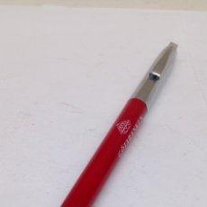 Bolígrafos antiguos: BOLÍGRAFO BIC LACADO NEGRO GOTABANKEN. Lote 151091330