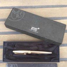 Bolígrafos antiguos: MONTBLANC. Lote 153571448