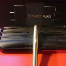 Bolígrafos antiguos: BOLIGRAFO PARKER MODELO SONNET. Lote 154545362