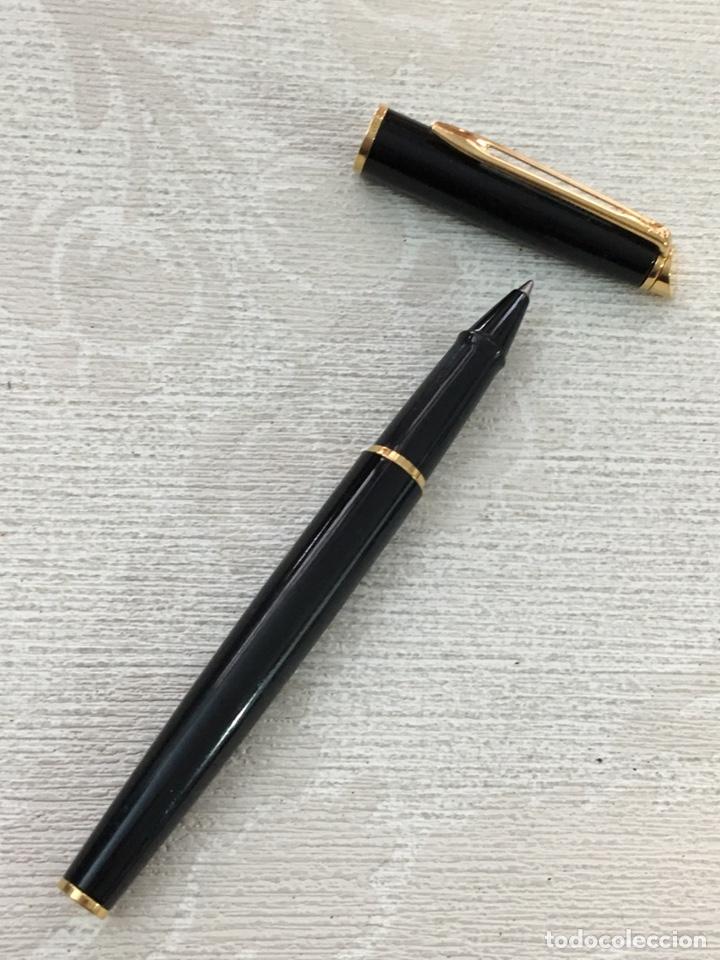 Bolígrafos antiguos: Bolígrafo waterman france de alta gama como nuevo - Foto 9 - 155882412