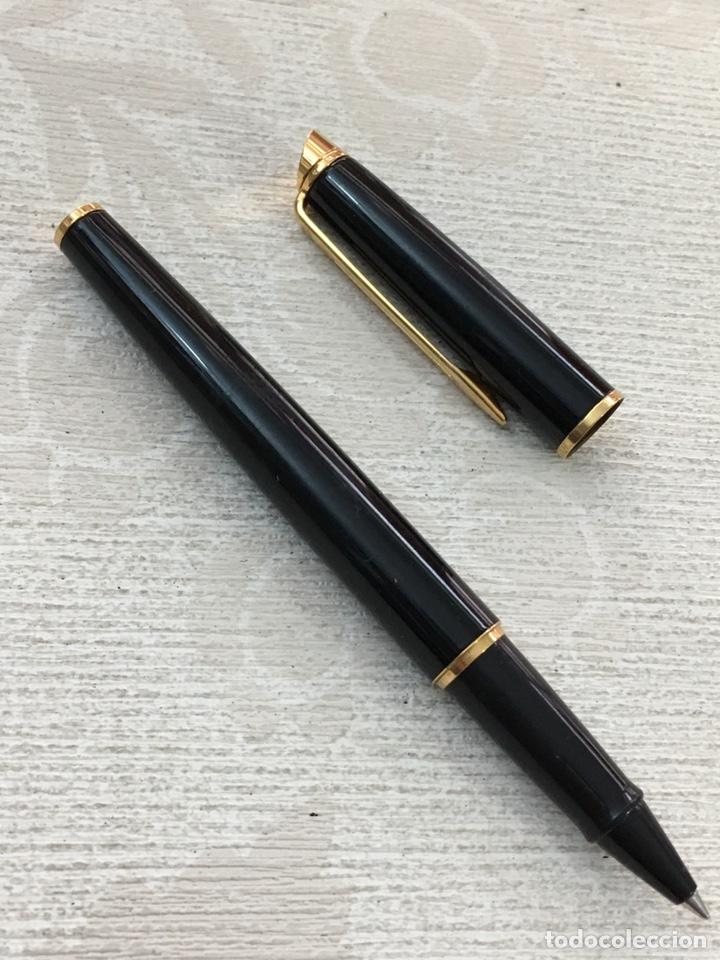 Bolígrafos antiguos: Bolígrafo waterman france de alta gama como nuevo - Foto 10 - 155882412