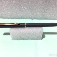 Bolígrafos antiguos: WATERMAN BOLIGRAFO. Lote 155997310