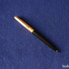 Bolígrafos antiguos: BOLIGRAFO PARKER ROLLED GOLD. Lote 156534890