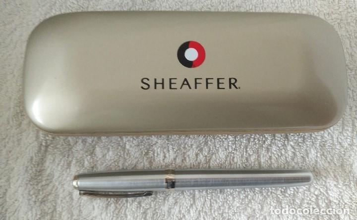 PRECIOSO BOLIGRAFO SHEAFFER (Füllfederhalter, Kugelschreiber und Federn - Kugelschreiber)