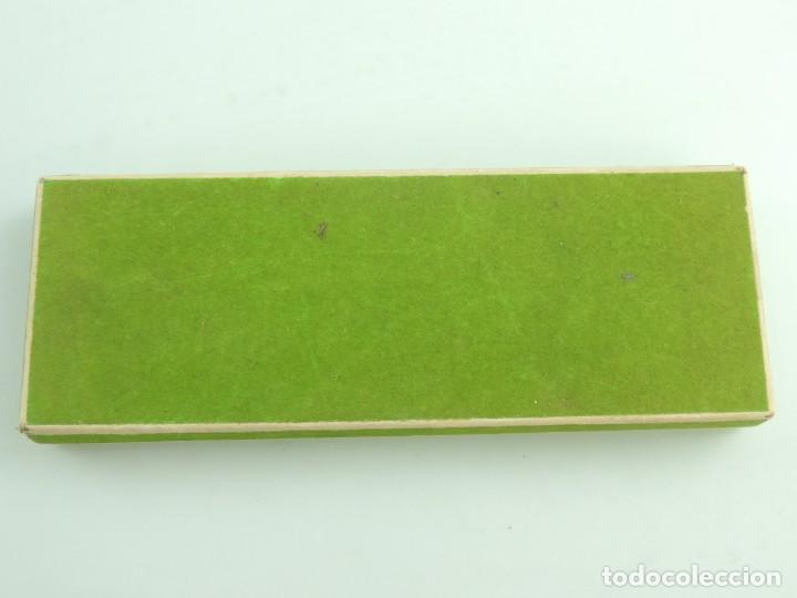 Alte Kugelschreiber: Juego de Tres Bolígrafos Caja Original Polonia Paget Años 70-80 Vintage - Foto 13 - 159448562