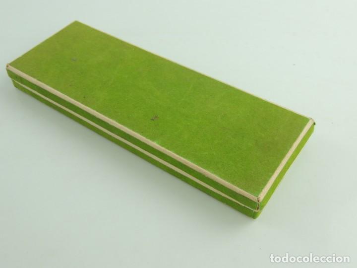 Alte Kugelschreiber: Juego de Tres Bolígrafos Caja Original Polonia Paget Años 70-80 Vintage - Foto 15 - 159448562