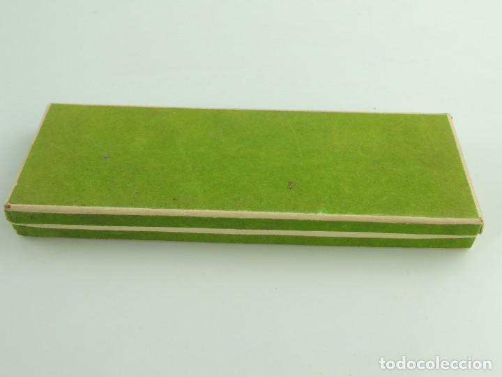 Alte Kugelschreiber: Juego de Tres Bolígrafos Caja Original Polonia Paget Años 70-80 Vintage - Foto 16 - 159448562