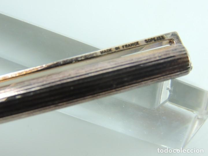 Alte Kugelschreiber: Vintage Bolígrafo Dupont Paris Bonita Pieza de Colección - Foto 7 - 159448634