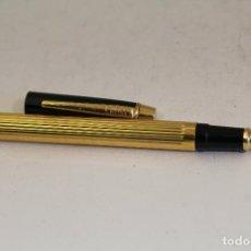 Bolígrafos antiguos - boligrafo cross chapado en oro - 162665846