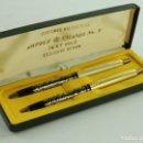 Bolígrafos antiguos: BOLIGRAFOS GOLD (ORO DE 14 KT.) FILIGREE CHANEL Nº5. Lote 164869622