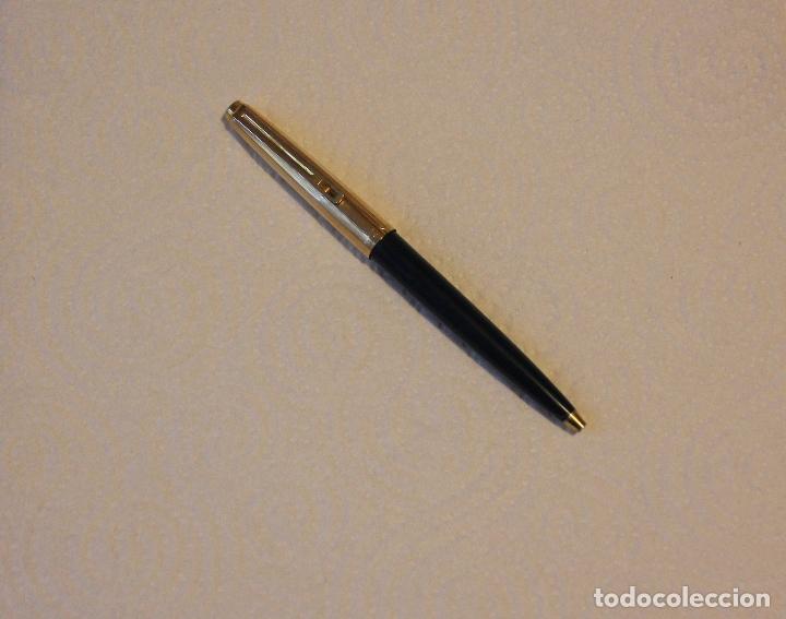 ANTIGUO BOLIGRAFO INOXCROM 88 ORO (Plumas Estilográficas, Bolígrafos y Plumillas - Bolígrafos)