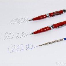 Bolígrafos antiguos: 2 BOLIGRAFOS FERRARI . Lote 167509580