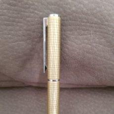 Bolígrafos antiguos: BOLIGRAFO INOXCROM. Lote 171900553