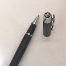 Bolígrafos antiguos: BOLÍGRAFO INOXCROM DE ALTA CÁLIDA. Lote 174021575