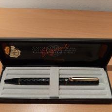 Bolígrafos antiguos: BOLIGRAFO INOXCROM. Lote 175394117
