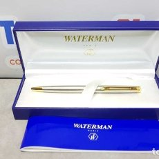 Bolígrafos antiguos: BOLIGRAFO WATERMAN. Lote 177809174