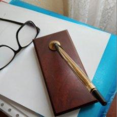 Bolígrafos antiguos: BOLIGRAFO CROSS CHAPADO ORO.. Lote 177818978