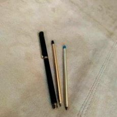 Bolígrafos antiguos: LOTE BOLÍGRAFOS AGENDA. Lote 177947745
