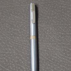 Bolígrafos antiguos: BOLIGRAFO ANTIGUO- BOLMATIC - 84 DE METAL FALTA LA CARGA. Lote 178891080