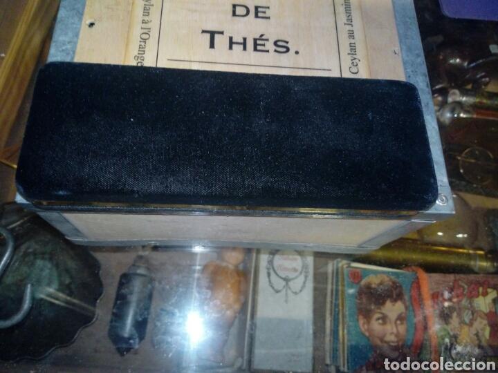 Bolígrafos antiguos: Boligrafo con su caja de origen marca INOXCROM - GOLD ELECTROPLATED 24 KLS - Foto 2 - 180274480