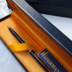 Bolígrafos antiguos: NUEVO BOLÍGRAFO WATERMAN. Lote 181084017