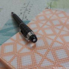 Bolígrafos antiguos: BOLIGRAFO MONT BLANC. Lote 184720577
