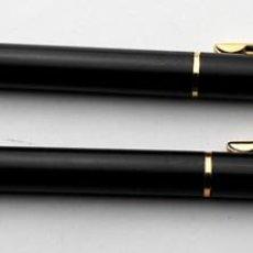 Bolígrafos antiguos: 2 BOLÍGRAFOS AMPER. Lote 186220841